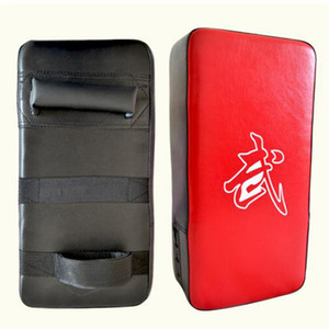Taekwondo Mano Bolsa Pad Cojín de cuero Fitness Bag Sand Boxing Punching Picking Pad Thai 1pcs Target Gear Muay Pu Foot Training Blvgn