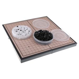 Jeu magnétique I-Go Échiquier Enfants Go Set Grand 370 x Weiqi Chess Board Game 370mm