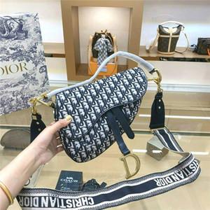 toile jacquard sergé mode de luxe design tendance DIORsacoche de selle partie du concepteur fourre-tout sac d'épaule 25CM bayswater sacs à main 24