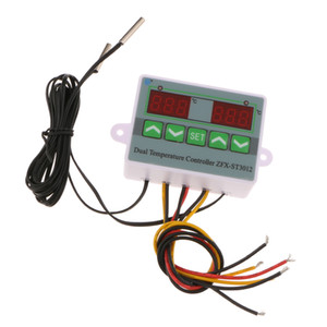 ZFX-ST3012 Microcomputer Intelligent Dual Digital Temperature Controller