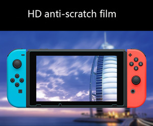 For Nintendo Switch Lite Tempered Glass Screen Protector Protective Film Case Cover 2.5D 9H Console Consola NS Accessories