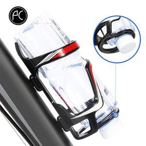 PCycling Bicycle Bottle Holder Cage Aluminum Alloy Bottle Cage Adjustable Holder Riding Parts MTB Road Bike Bracket