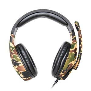 Stereo High Power Bass Camouflage Gaming Headset for PS4 Xbox one Xbox 360 Nintendo Switch PC