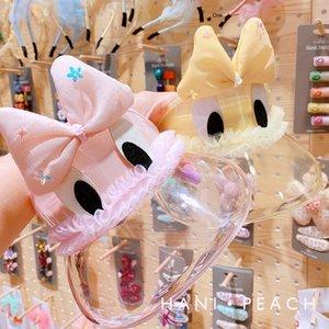 gEIpI 52163 linda chica. acoplamiento del verano de nuevo Tu Er mariposa mariposa oreja de conejo lindo del arco tapa de vacío del sol del sombrero de los niños