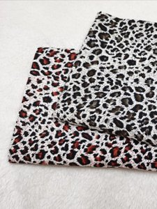 Leopard Printed Fashion Colorful Cotton Poplin Fabric Printed Sewing Material Diy Home Cloth Clothing Textile Tissue Patchwork