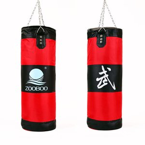 100 centimetri Fitness Training Bag Boxing gancio appeso Calcio Lotta sacchetto di sabbia Punch Bag Sandbag