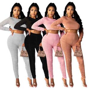 costume de mode sportswear femmes 2 pièces de costume de sport de costume leggings sport dames soutien-gorge sport épaissi vêtements d'entraînement de yoga S-3XL