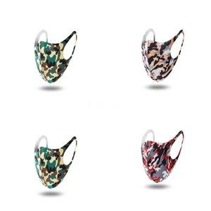 Wasable Crânio Joker Fa Mask Impressão Digital Adulto abóbora Crânio Prection Máscara # 844