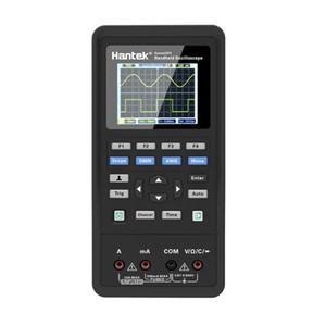 الذبذبات Hantek 2D72 2D42 يده الرقمية الذبذبات الموجي مولد متعدد المتر usb 70 ميجا هرتز 2ch + dmm + awg 2.8 بوصة lcd 3in1 اختبار متر
