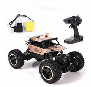 2020 New 4WD RC Car Indoor Kids Rc Toy Games 2.4GHz Radio Remote Control Car Electric Off-road Car High-speed Climbing Racing
