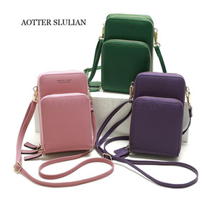 Crossbody Cell Phone Shoulder Bag Cellphone Bag Fashion Daily Use Card Holder Mini Casual Summer Shoulder Bags for Women Wallet