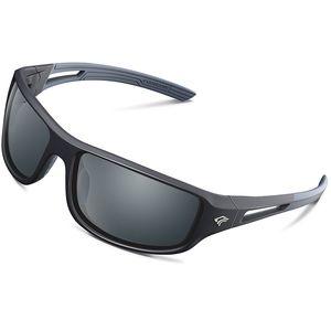 Sunglasses Men Women Fashion Polarized Driving Fishing Hiking Baseball Glasses Male 2021 Brand UV400 TR90 Goggles Eyewear