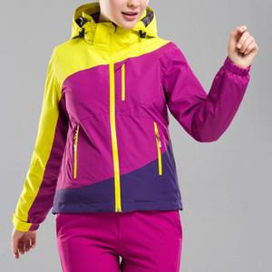 Windproof Alpine Jacket Women Hiking Jacket Travel Autumn Windbreaker Waterproof Breathable Outdoor Camping Coat