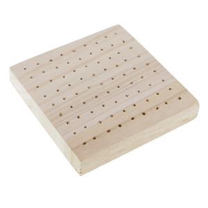 Multi-Plug Loch-hölzernes Modell Farbe Trockenbodenplatte-Brett für Polymer Clay, Modellierung, Lehm-Figürchen, Puppe, Puppe, Modellierung Skeleton
