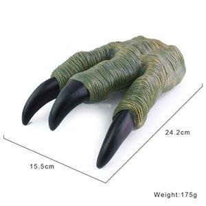 jouets pour enfants jouets gant animaux gants de griffes de dinosaures du Jurassique 2020 vendre cadeau Jouets éducatifs de l'enfant