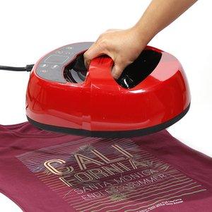 نقل صغيرة محمولة الحرارة الصحافة آلة حرارة الصحافة مخصص ملصقات صبغ التسامي ورقة الطباعة