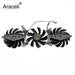 GA92S2U GTX-1080 GPU VGA Card Cooler Fan For ZOTAC GeForce GTX1070Ti-8GD5 GTX1080-8GD5X Graphics Cards As Replacement