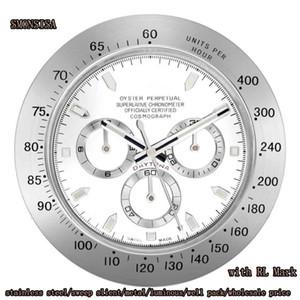 Metal Watch Luminous Clocks Luxury Design Wall Clock Metal Cheap Wall Clocks Relogio De Parede Cheap Logos Best Gift