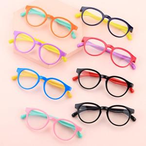 Bambini Light Blue di blocco video occhiali computer Occhiali silicone Gaming Anti Radiation bambini Eyewear