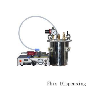Автоматический диспенсер FHIS-3001 Высокочастотный Аэрозоль клапан микрометр Три краски