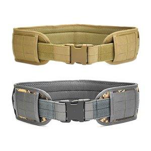 Men's Waist Belt Outer Waist Belt Padded CS Multi-Use Equipment Wide Belts New