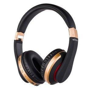 الذهبي Mh7 سماعة لاسلكية سماعة بلوتوث لعبة قابلة للطي سماعات 5 .0