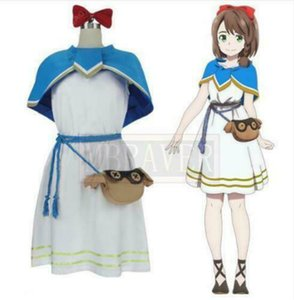 Lovely Lost Song Rin Halloween Cosplay Costume Custom
