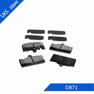 4piece set Car Brake Pads FRONT D871 for LS430 2001-2006 2ThI#