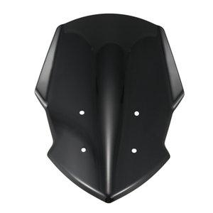 Motorrad Vordere Windschutzscheibe Windsn Deflector-Schutz mit Halter für 2020-2020 MT FZ 07 MT-07 FZ-07 Motorrad-Acc