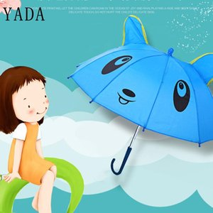 Design Girls Diy Outdoor Doll Baby Handmade Kids Yada Lovely Cartoon Toys Umbrella Hat Children Yd031 Animal Toys Umbrella Gift POqXp