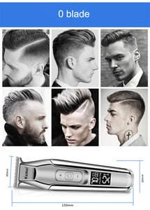 Avec Guide Rechargeable Toilettage 5027 Clippers Combs Pour Trimmer Km Barbe Kemei 3 Cheveux Cheveux hommes Barber Kit UpqAK bdesports