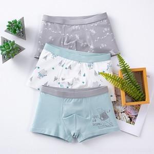 la ropa interior 2020 KShsb nueva boxeador nei Tong Tong cortos ku ku nei calzoncillos calzoncillos de los niños varones boxeador todo-fósforo moda pantalones cortos brie
