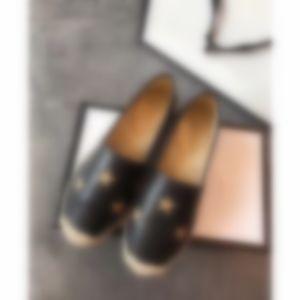 quality Brand  espadrilles genuine leather Thick soles canvas shoes women's Platform shoes fashion flats shoes Plus Size zx18