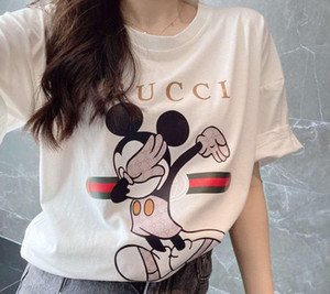 Womens Designer Clothes T shirt Summer Letters Printed Fashion Casual Tops Short Sleeved00