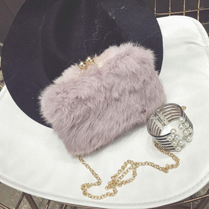 2020 Women Bags All Season Evening Bag Fashion Feathers Wedding Event Party Day Clutches Handbags and Purses