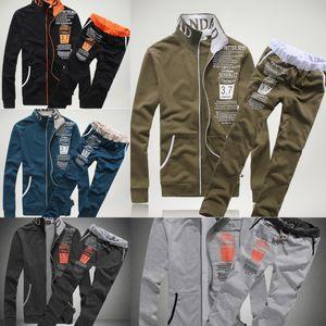 ybbBb 2020 Korean fashion shop sports online brand suit men's 2020 Korean sweater sweater fashion brand sports suit men's online shop