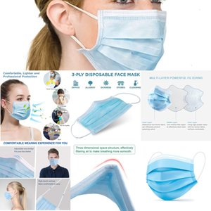 Orelha Skin Mask-Friendly face Protector aliviar a dor de orelha Adulto Mulheres Old Men SHK