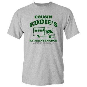 Cousin Eddies RV Wartung - Lustige Feiertags-Parodie-Film-T-Shirt