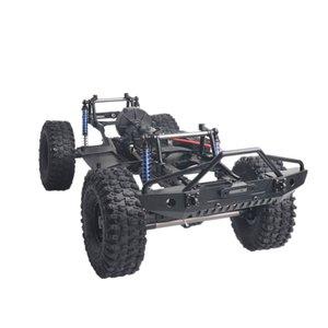 313Mm Dingil Montajlı Çerçeve Şasi 1/10 Rc Crawler Otomobiliniz İçin Scx10 Scx10 Ii 90046 90047