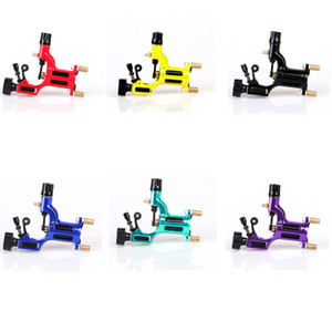 New Dragonfly Rotary Machine Shader and Liner Tattoo Machine 6 Colors New Artist Motor Lining Kit Wholesale