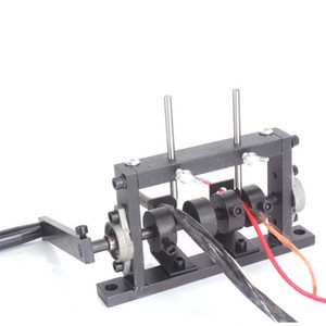 Professiona Trapani elettrici Drill manuale Drill Dual-Showing Wire Stripping Machine Single / Dople Cutter Scrap Cable Peeling Machines Stripper per