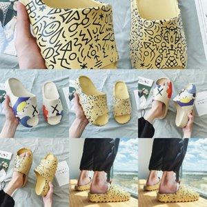sandalias de cuero de moda t2e7q cuero masculino de los hombres de verano antideslizante chanclas zapatillas sandalias sandalias de coco de sésamo Street zapatillas s al aire libre