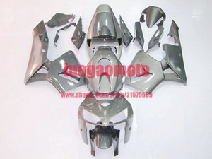 OEM_quality Injection glossy white fairings for HONDA CBR600RR 05 06 F5 CBR 600 RR 2005 2006 100%Fit bodywork cowlings fairing kits+Tank