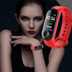 Sleep Heart Rate Blood Pressure Monitor Smartwatch 2020 Sport Smart High Resolution Screen Wristband Hot Sale