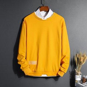 бренд QqiFA нового мужской свитер весна одежды Student пуловер пуловер и осенью мода 2020 пальто свободного студента одежды
