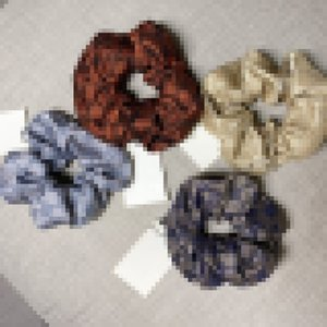 Lettre bandes vintage en caoutchouc élastique cheveux Mode Imprimé femmes Bandeau Outdoor Sport Tissu cheveux Bijoux pour fille