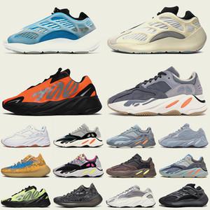 boost 700 2020 GRÖSSE 12 Sport Kanye 700 Schuhe Orange Phosphor Herren Wave Runner Solid Grey Azael Mist Carbon Blau Hafer Trainer Tennis Turnschuhe 36-46