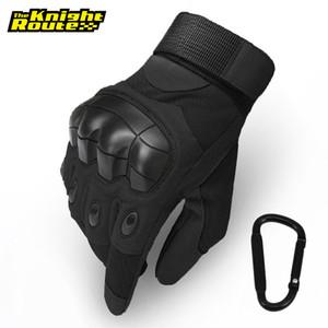 Schermo touch Guanti Estate motocicletta di motocross della motocicletta completa Finger Gloves tattica militare Ciclismo Equitazione motociclista Moto Guanti