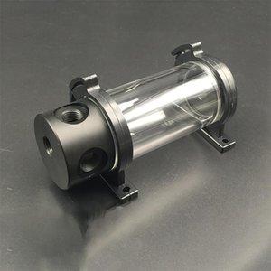 قطر الماء 50MM الملحقات الإلكترونية اسطوانة خزان التبريد استبدال الكمبيوتر مكونات الكمبيوتر كيت خزان