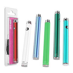 Co2 VV Preheat Battery Kits Thick Oil Vaporizer O Pen 510 Vape Pen Preheating Batteries For Ce3 510 Cartridge